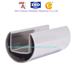 ASTM A554 Stainless Steel Pipe for Stair Handrail pictures & photos