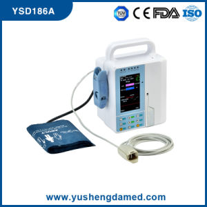 Drug Library New Mode Intravenous Multi-Function Portable Medical Infusion Pump pictures & photos
