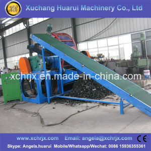 Whole Waste Tyre Crusher Machine pictures & photos
