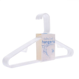 [Sinfoo] Plastic Clothing Tubular Hanger (TH001-1) pictures & photos