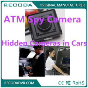 Analog 800tvl Hidden Car Reversing Camera Low Lux Mini ATM Camera pictures & photos