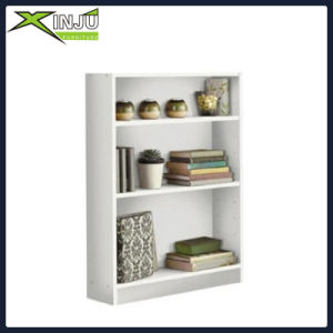White Tall Shelves Cube Cabinet Bookcase pictures & photos