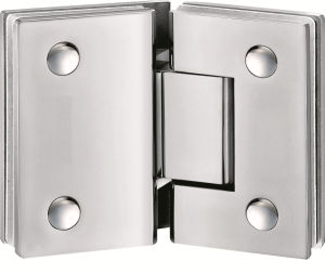 Hardware Frameless Sliding Shower Door Hinge pictures & photos