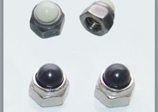 DIN986 Carbon Steel Hex Nylon Cap Nut for Furniture pictures & photos