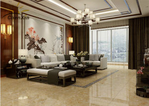 Guest Room Indoor Ceramic Tile Abrasion Resistance 800X800 Polished Porcelain Tiles pictures & photos