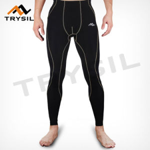 Sports Clothing Manufacturers Overseas Dry Fit Tight Man Legging pictures & photos