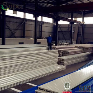High Quality Sandwich Panel with Core Material PU pictures & photos