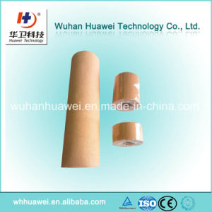 Medical Cotton Zinc Oxide Tape with Plaster Tube Package Manufacture pictures & photos
