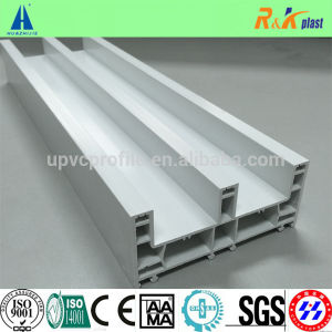 3 Tracks China Brand PVC Window Profile pictures & photos