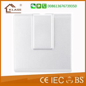 Safety Socket 3 Pin Wall Socket Electrical Switch Socket pictures & photos