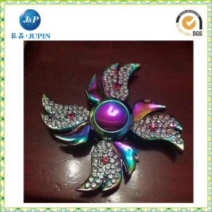 Paypal Accept 2017 Popular New Arrival Anti Stress Fidget Hand Spinner Toy (JP-FS006) pictures & photos