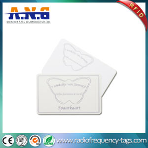 Security Cmyk MIFARE RFID PVC Smart Card pictures & photos