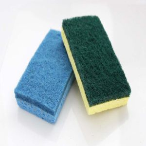 Cellulose Foam Sponge and Scouring Pad, Cleaning Sponge pictures & photos