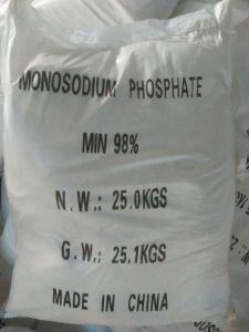 Monosodium Phosphate Food Grade Anhydrous and Monohydrate/MSP/AMSP pictures & photos