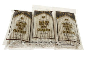 Absorbent 100% Cotton Pipe Brush pictures & photos