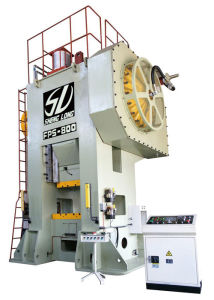 DIN ISO 2000tons Straight Side High Speed Hot Forging Press pictures & photos