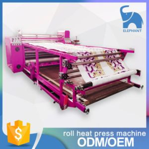 Factory Direct Sale Roller Heat Press Machine pictures & photos