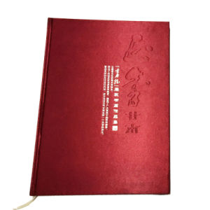 High Quality Customized Logo Printed Art Paper Hardcover Book Printing pictures & photos