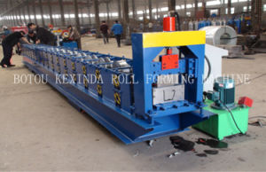 Rain Gutter Metal Sheet Making Machinery pictures & photos