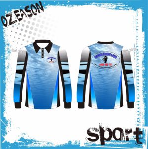 Embroidered Logo OEM Custom Sublimation Long Sleeve Polo Shirt Wholesale pictures & photos