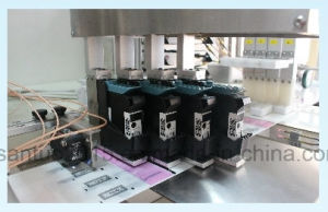 Roll to Roll Cloth Tag Encoding System (Encoder Machine) pictures & photos