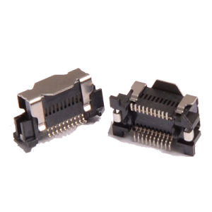 0.635 Board to Board Connector LCP pictures & photos