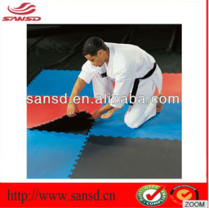 1mx1m EVA Wholesale Martial Arts Taekwondo Tatami Judo Used Puzzle Mats pictures & photos
