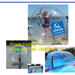 Popular Floating Human Sphere Inflatable Swimming Pool Water Ball for Aldult