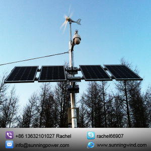 Solar Wind Hybrid Power System, Solar Wind Energy System pictures & photos