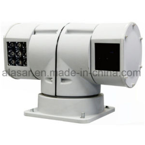 Vehicle-Mounted IR Night Vision Variable Speed PTZ CCTV Camera pictures & photos