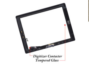 Mobile Phone LCD Touch Screen Panel for Apple iPad 4 pictures & photos