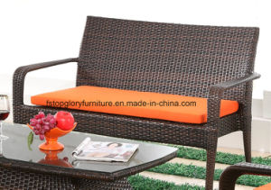PE Rattan & Aluminum Furniture for Outdoor Sofa (TG-1300) pictures & photos