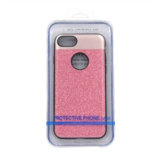 Epoxy Glitter Magnetic Car Mount Holder Cell Phone Cover Case for iPhone 7 pictures & photos