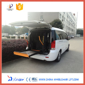 Electric Wheelchair Lift for Van, Disabled Wheelchair Lift (WL-D-880) pictures & photos