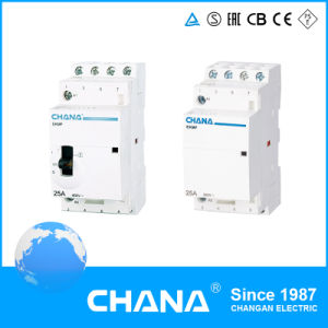 High Quality RoHS TUV CB Ce 4p AC Electric Approval Modular Contactor pictures & photos