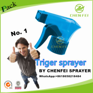 CF-T-4 28/410 Ribbed Closure Plastic Trigger Sprayer pictures & photos