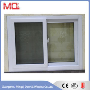 China Supplier PVC Sliding Glass Window with Mosquito Net Mq-03 pictures & photos