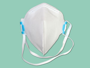 Disaposable Kn95 Particulate Respirator Ffp2 Dust Mask pictures & photos