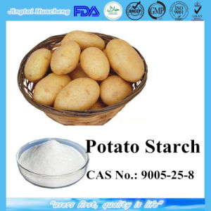 Food Grade Modified Potato Starch CAS No.: 9005-25-8 pictures & photos