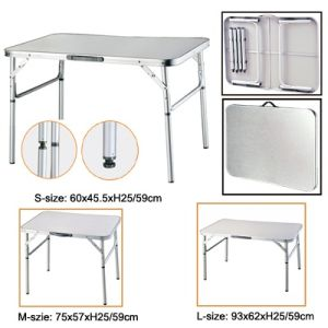 Folding Dining Table for Camping pictures & photos