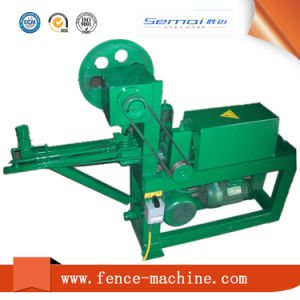 Automatic Steel Wire Straightening and Cutting Machine Price pictures & photos
