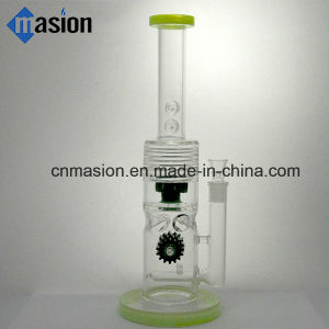 Glass Oil Burner Water Pipe Bubbler Smoking Accessories (AY005) pictures & photos