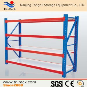 Medium Duty Long Sapn Storage Racking with Shelving pictures & photos