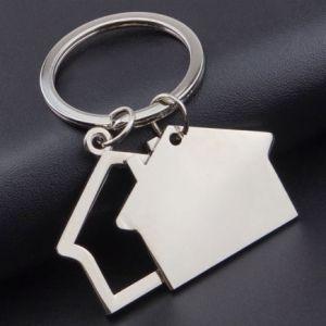 Zinc Alloy House Keychain for Sale pictures & photos