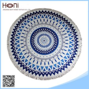 R-029 Promotional Wholesale Printed Microfiber Beach Towels pictures & photos