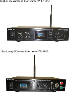Wireless Conference System/Interpretation Device pictures & photos