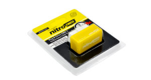 Nitroobd2 Gasoline Benzine Cars Chip Tuning Box More Power & Torque Nitro OBD Plug and Drive Nitro OBD2 Tool pictures & photos