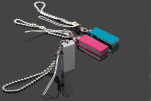 Gold USB Flash Drive Mini USB Stick pictures & photos
