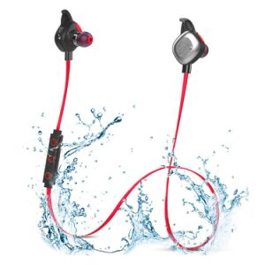 Sport in Ear Sweatproof Wireless Bluetooth Earphone
