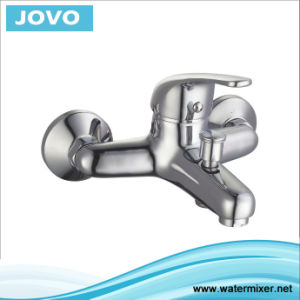Economic Single Handle Brass Body Bath Mixer Faucet (JV 70702) pictures & photos